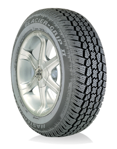 Glacier Grip II Tires